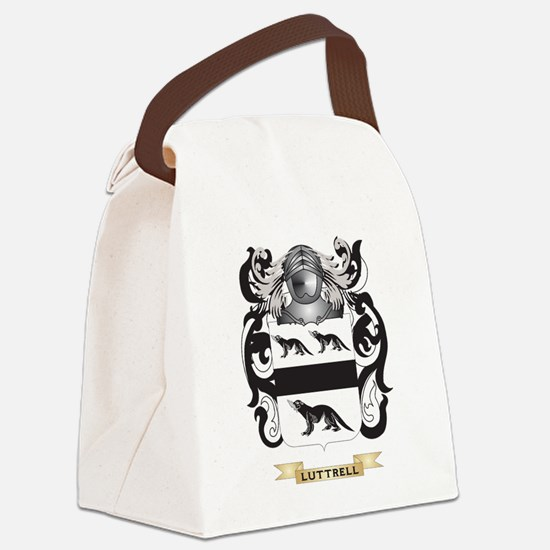 Luttrell-(Ireland) Coat of Arms - Canvas Lunch Bag