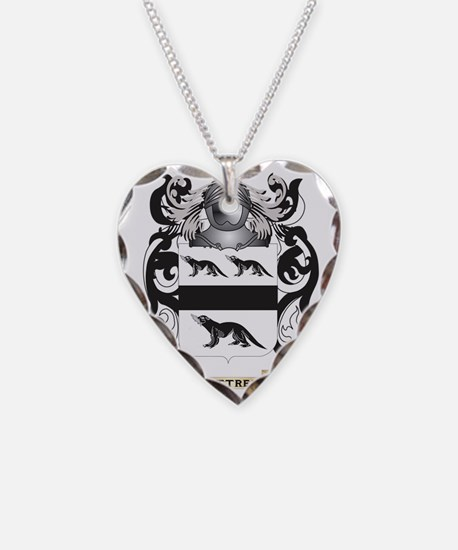 Luttrell-(Ireland) Coat of Ar Necklace