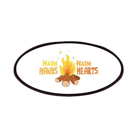 Warm Hands Warm Hearts Patches