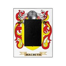 MacBeth Coat of Arms - Family Crest Picture Frame