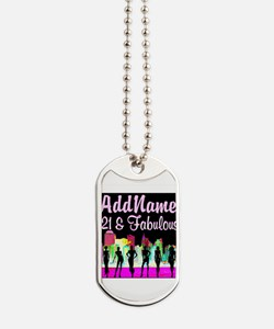 TRENDY 21ST Dog Tags