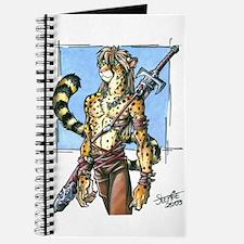 Cheetah Warrior Furry Journal