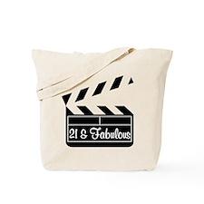 21ST SUPER STAR Tote Bag