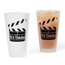 21ST SUPER STAR Drinking Glass