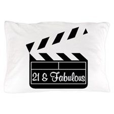 21ST SUPER STAR Pillow Case