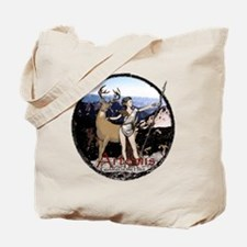 Artemis Greek virgin goddess  Tote Bag