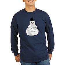 Snowman T