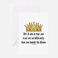 The Queen Greeting Cards (Pk of 10)