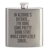 Alcohol Flasks