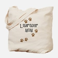 Labrador Mom Tote Bag