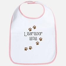 Labrador Mom Bib