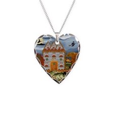 Samhain Cottage Necklace