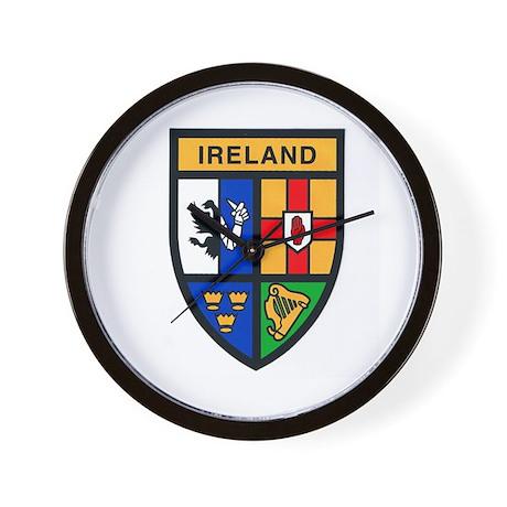 Ireland Wall Clock