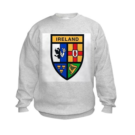 Ireland Kids Sweatshirt