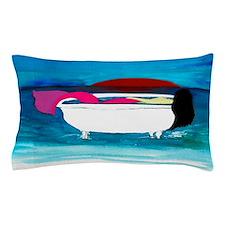 Bathtub Mermaid Pillow Case