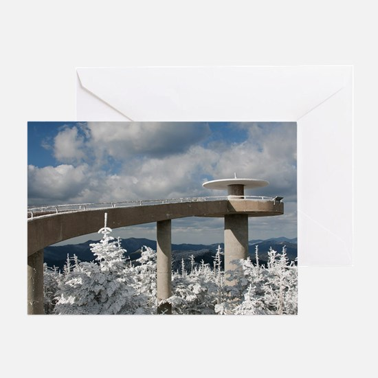Great Smoky Mountain National Park Greeting Card