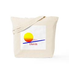 Davin Tote Bag