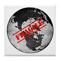 Fragile Tile Coaster