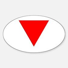 Cute Mao Sticker (Oval)