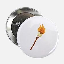 """Marshmallow Roast 2.25"""" Button (100 pack)"""