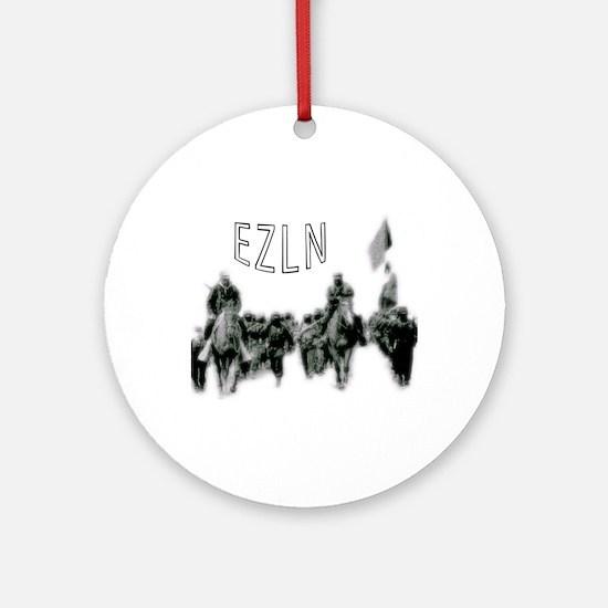EZLN Ornament (Round)