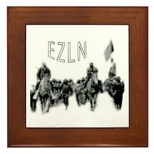 EZLN Framed Tile