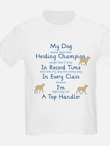 Herding Top Handler T-Shirt