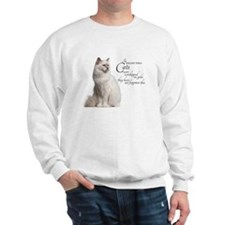 Birman Cat Sweatshirt