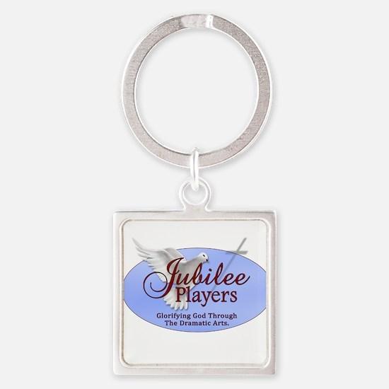 Jubilee Oval Keychains