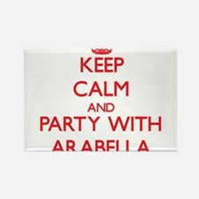 Keep Calm and Party with Arabella Magnets