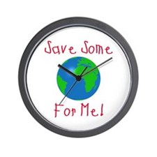 Save Some For Me Wall Clock