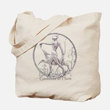 Diana: Goddess of the hunt Tote Bag