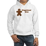 Gingerbread Man Hooded Sweatshirt
