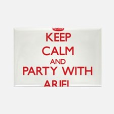 Keep Calm and Party with Ariel Magnets
