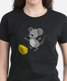 Mouse Jumping for Joy with Ch Tee