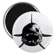 Walleye fangs Magnet