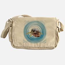 Walleye water Messenger Bag