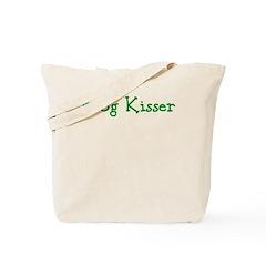 Frog Kisser Tote Bag