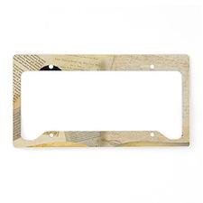HMWP000028ElizabethBrowning License Plate Holder