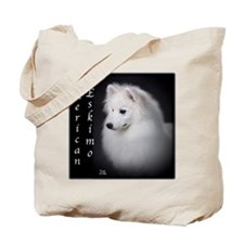 American Eskimo Dog Tote Bag