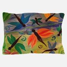 Dragonfly party Pillow Case