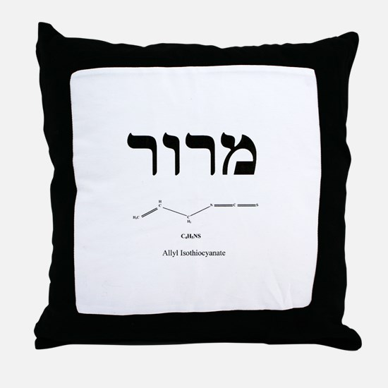 Unique Passover Throw Pillow