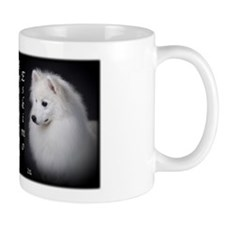 American Eskimo Dog Coffee Mug