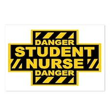 danger-nurse-CAP Postcards (Package of 8)
