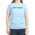 Prince in Disguise Women's Light T-Shirt