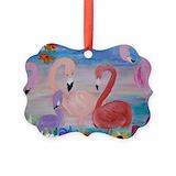 Flamingo Ornaments