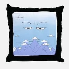 Spiritual Sky Throw Pillow