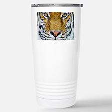 Big Cat Tiger Roar Stainless Steel Travel Mug
