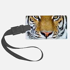 Big Cat Tiger Roar Luggage Tag