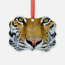 Big Cat Tiger Roar Ornament